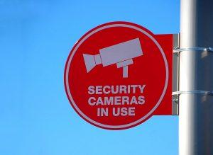 Parking Lot Security Camera
