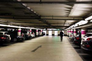 Parking Lot Walking